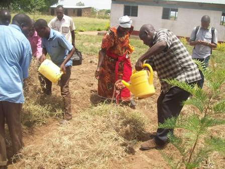 Community involvement in environmental conservation in uganda